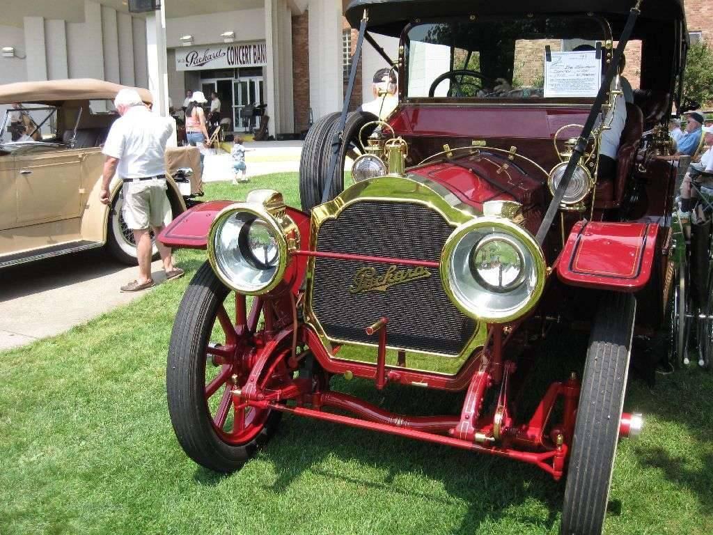 1910 '30' Phaeton