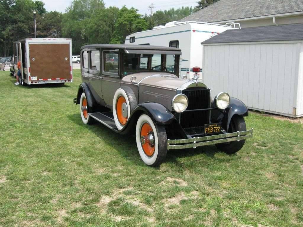 Warren 2008 Packards 189