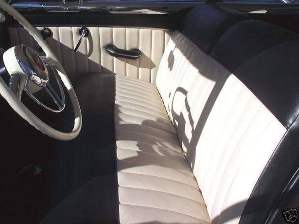 1952 Mayfair Interior