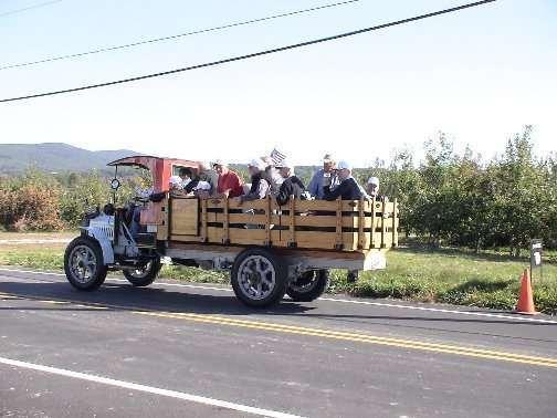 1920 Packard Truck