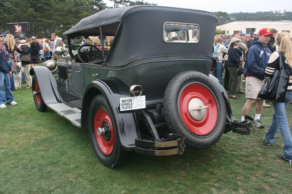1925 136 Pullman Sport