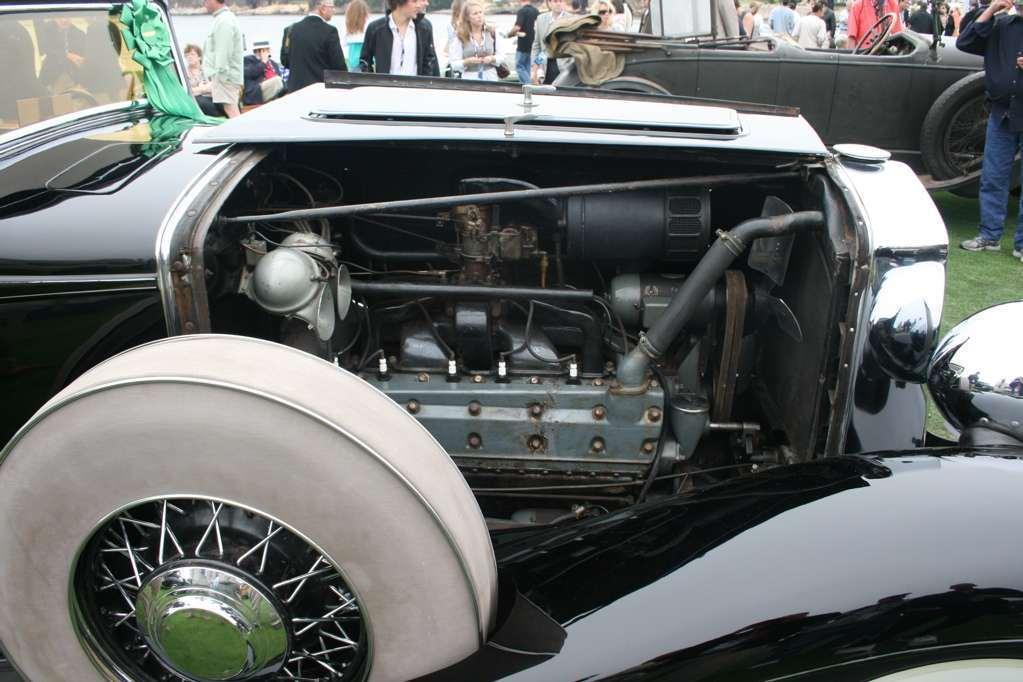 1931 Twin 6, FWD Prototype