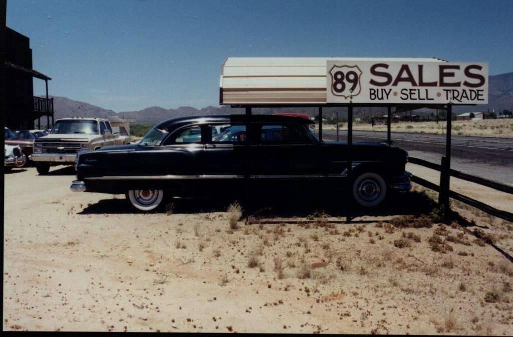 53 Packard Executive