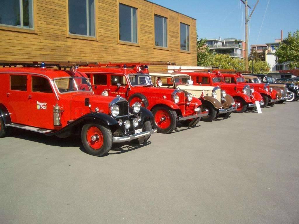 Swiss Packard Meet
