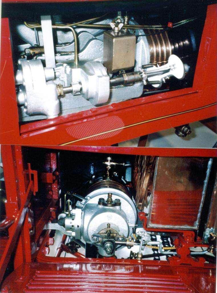 1901 Model C engine details