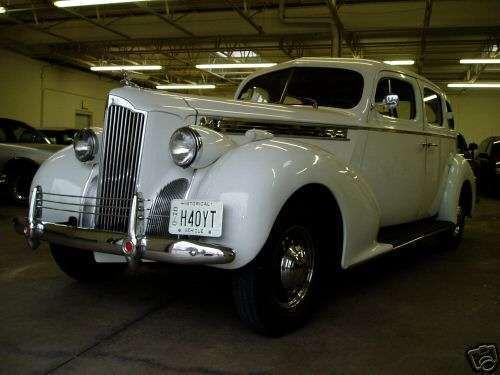 1940 120 4 Door Sedan 8 CYL 1801