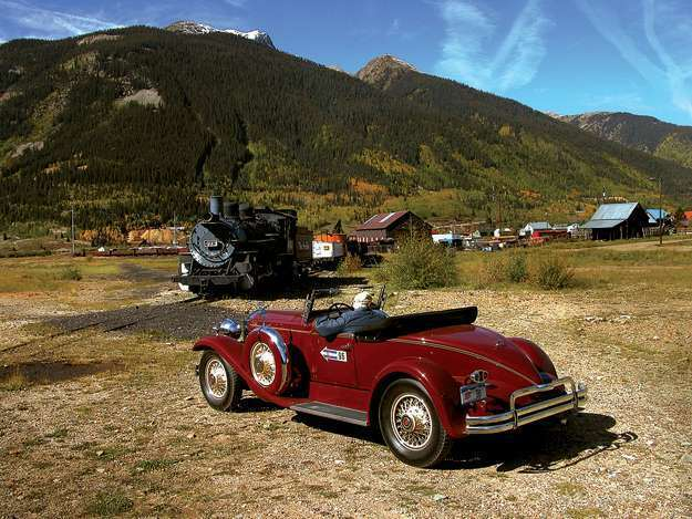 734 Speedster-Runabout Style 442