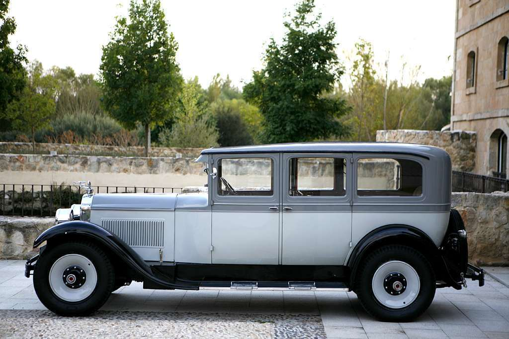 1928 Packard Six 5-33 Sedan Limousine TF-2566 Spain