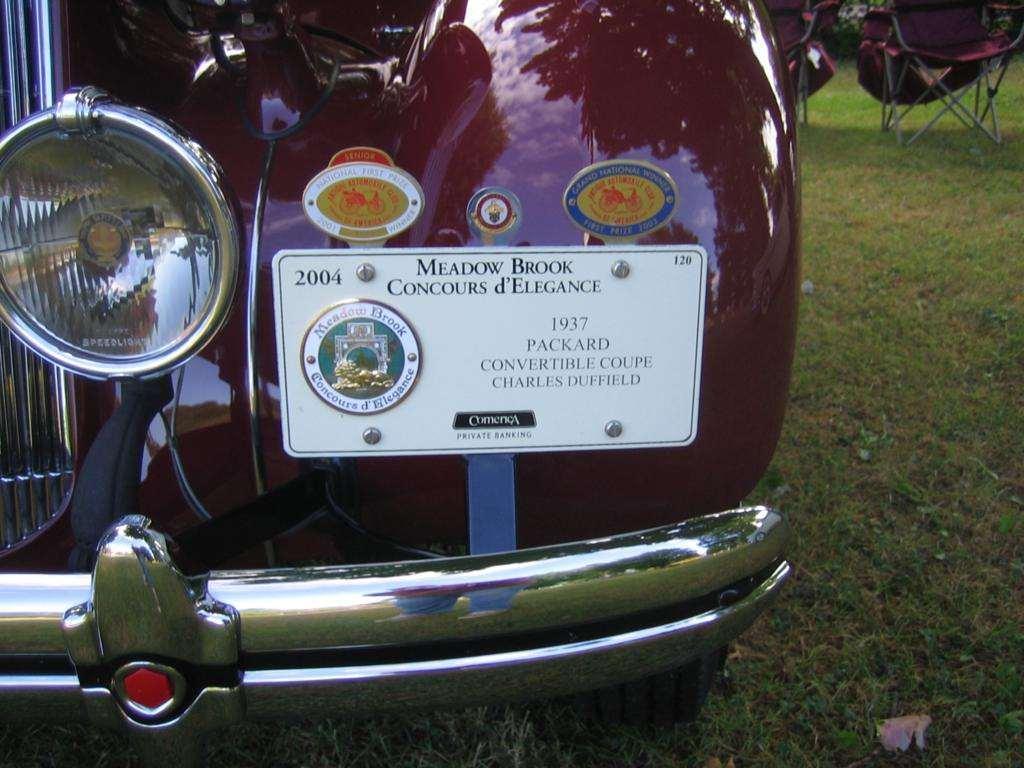 1937 Convertible Coupe