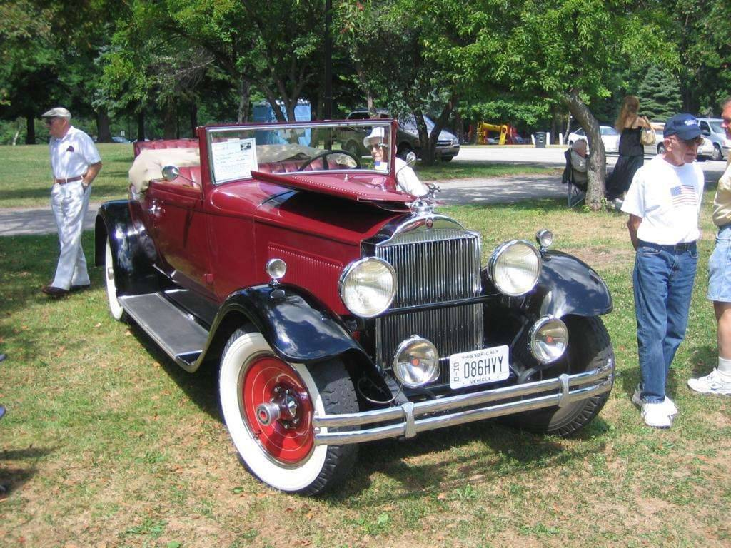 1930 Convertible Coupe 733