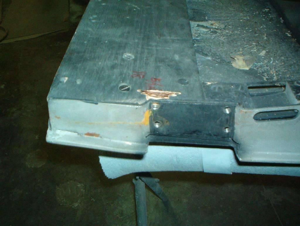 Packard restore, Drivers side #3