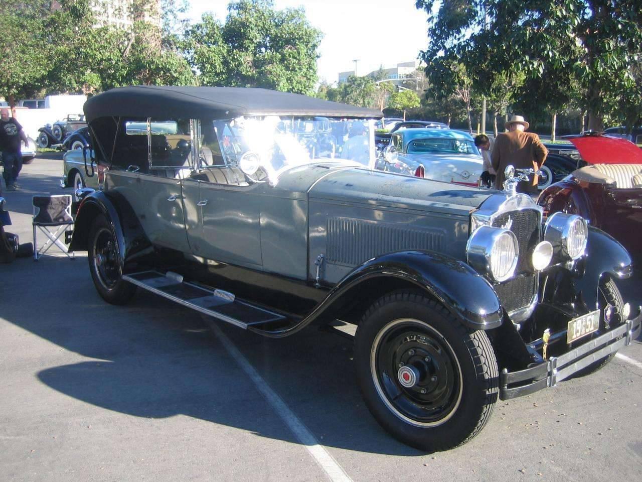 1926 Touring