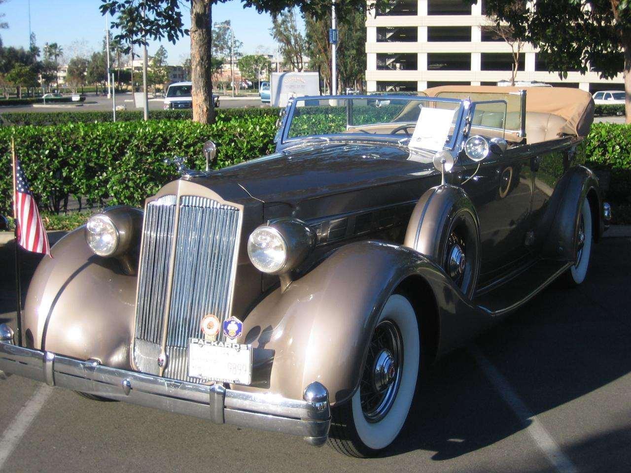 1936-1405, 7 Pass Open Touring