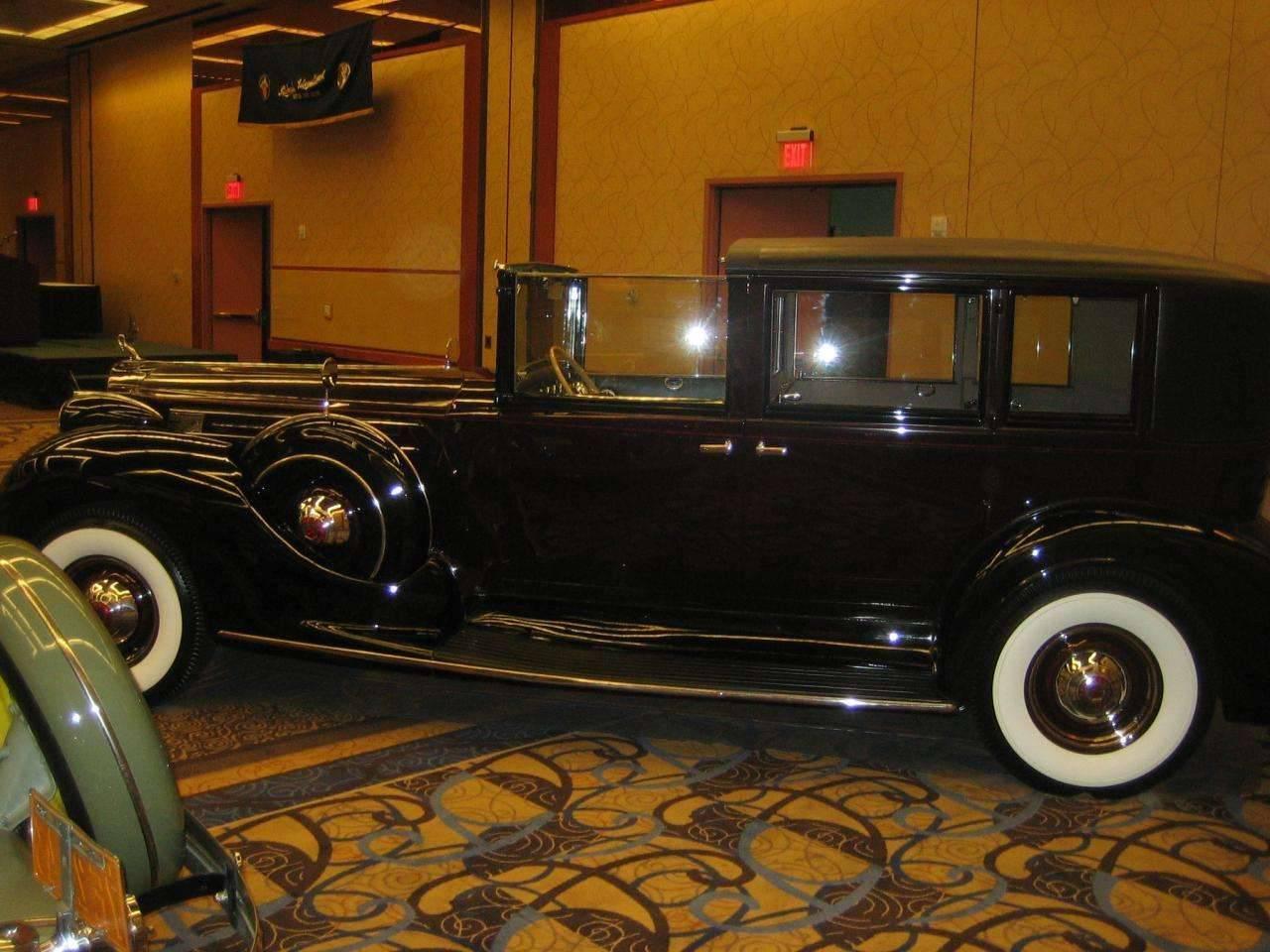 1938 Packard V12 Town Car
