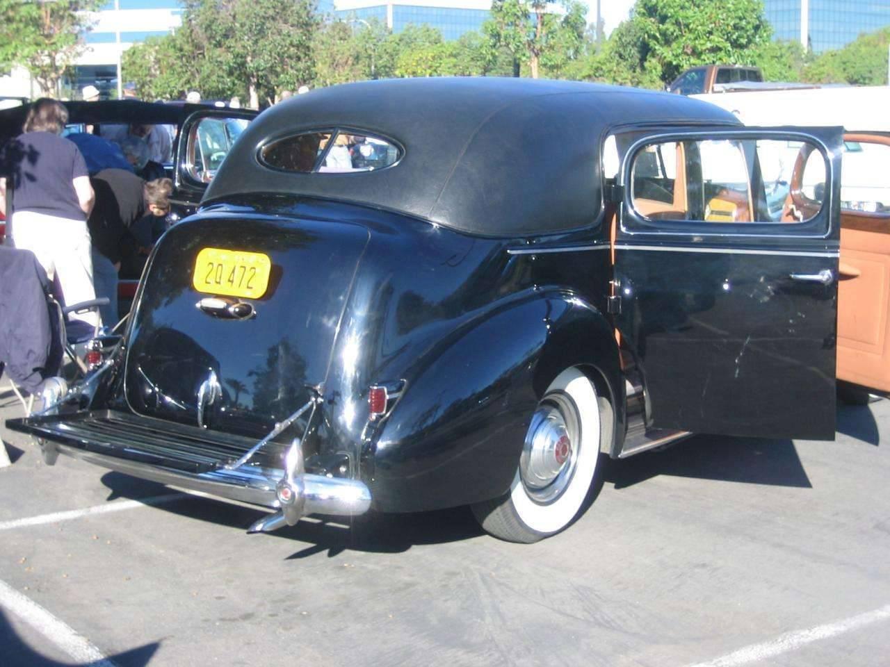 1940 Formal Sedan