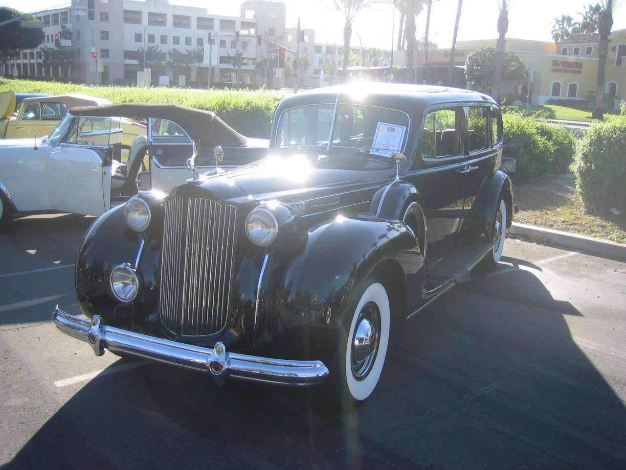 1938 Super 8 Touring Sedan