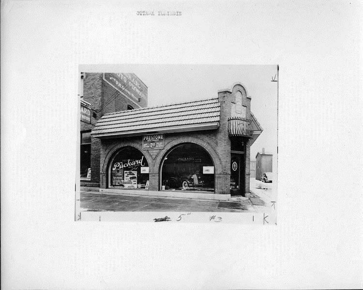 Packard Dealership in Ottawa Illinois