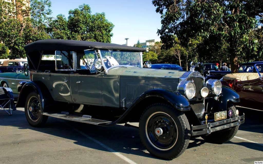 1926 Packard DCP - fvr