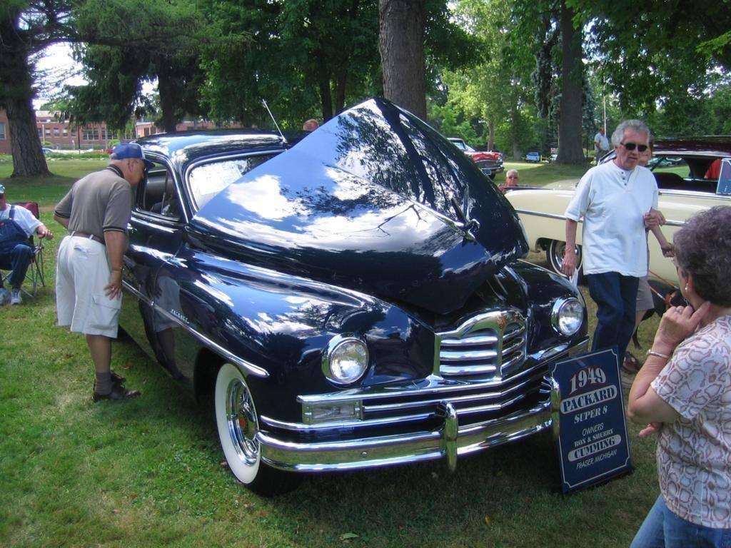 1949 Super Eight Sedan