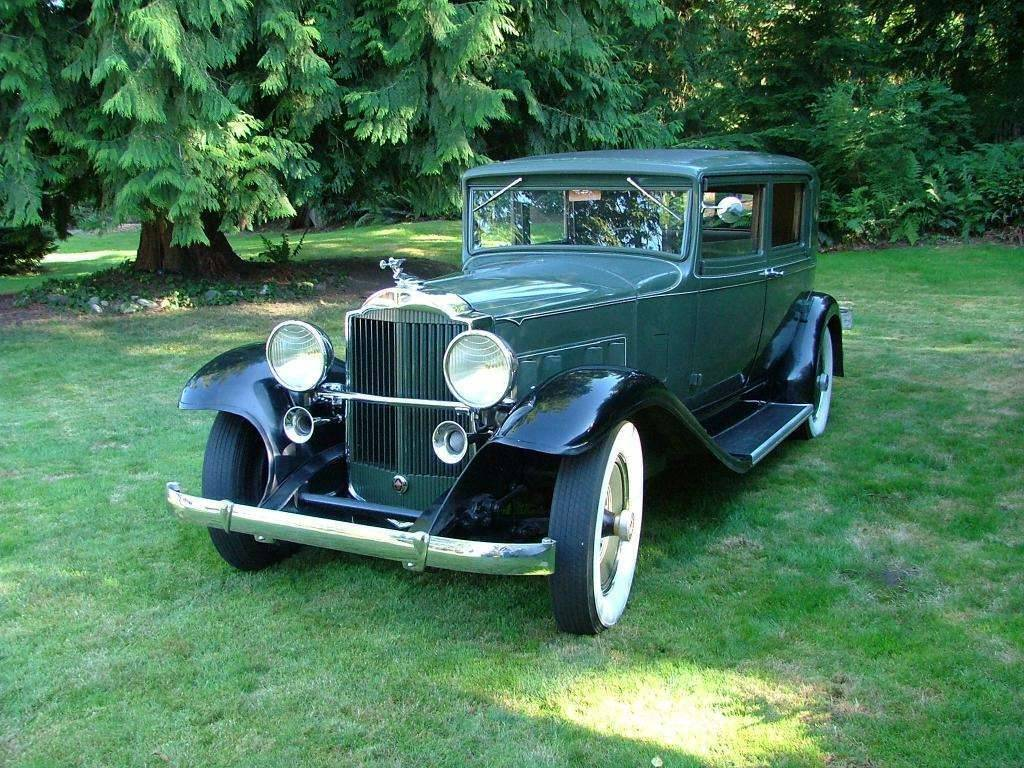 1932, 902 Club Sedan