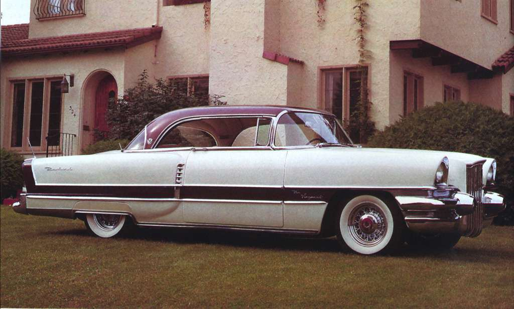 1955 PACKARD REQUEST 2DR HDTP CONCEPT