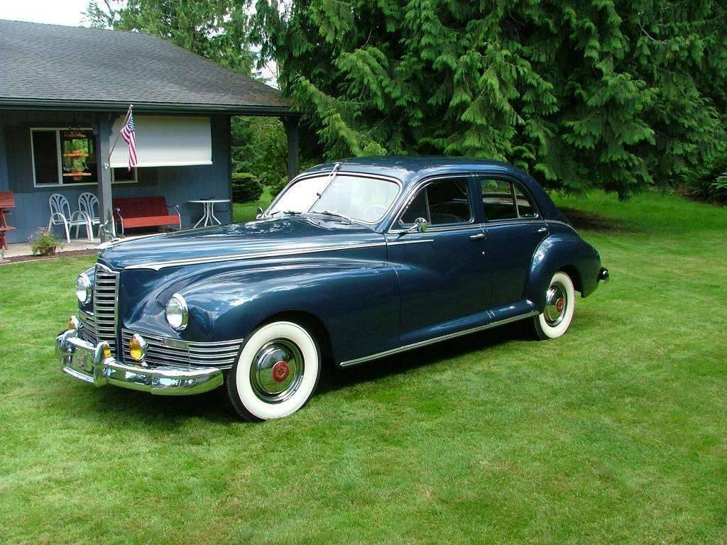 1947, 2106 Custom Clipper, 5 Passenger