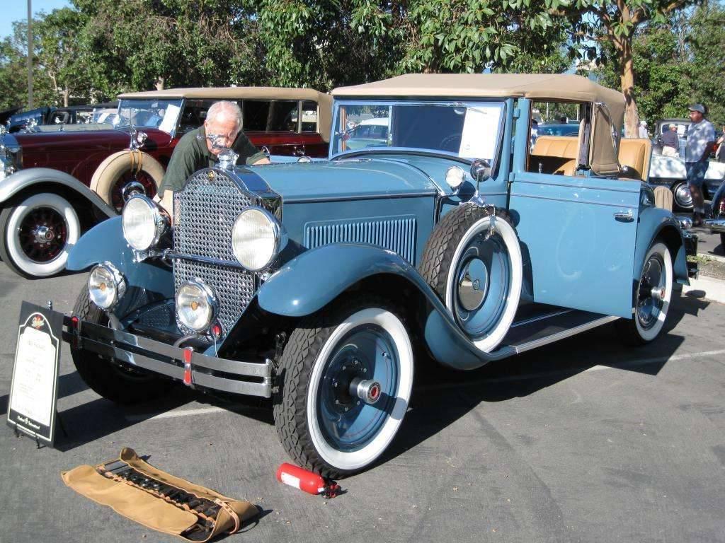 1926 Packard Roadster