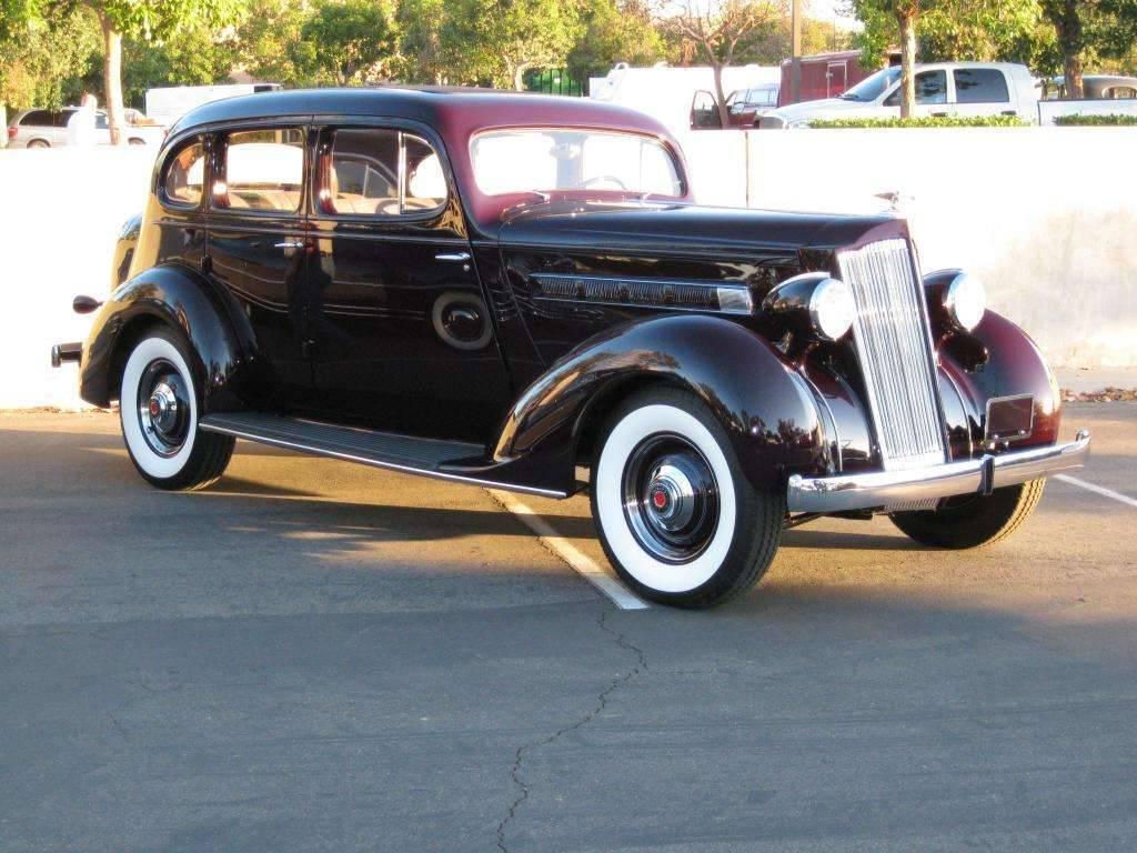1936 Packard 120 Sedan