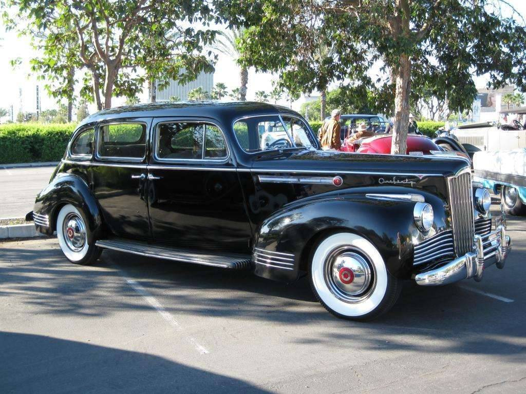 1941 Packard 160 Limo