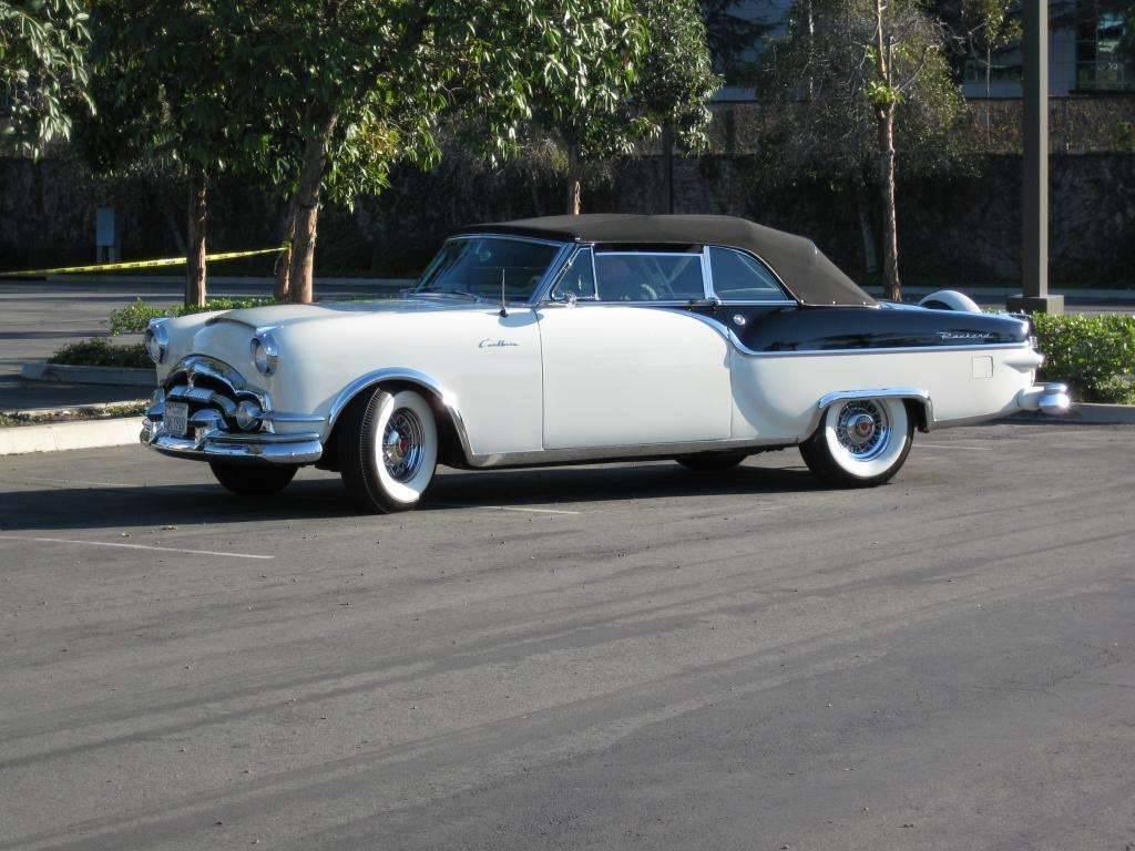 1954 Packard Caribbean 5478-2291