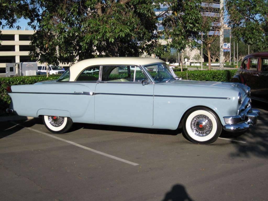 1954 Packard Panama Hardtop