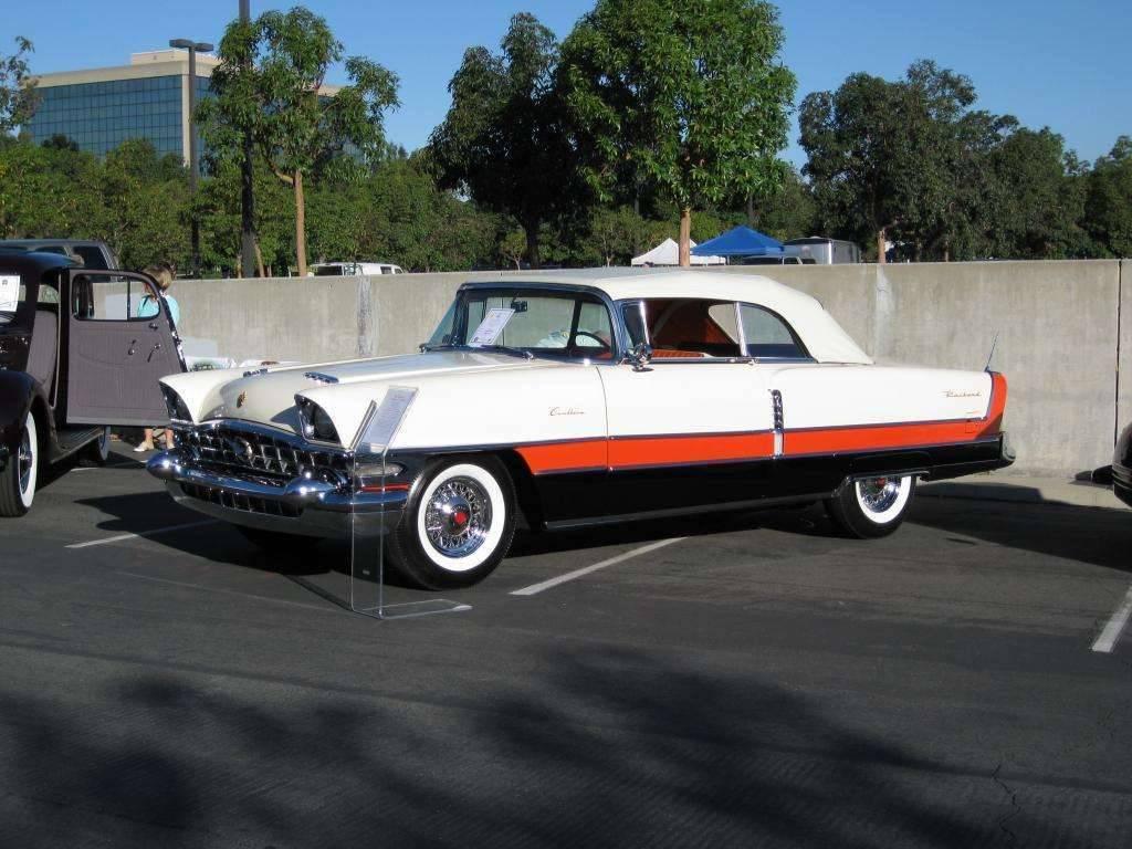 1956 Packard Caribbean Side View