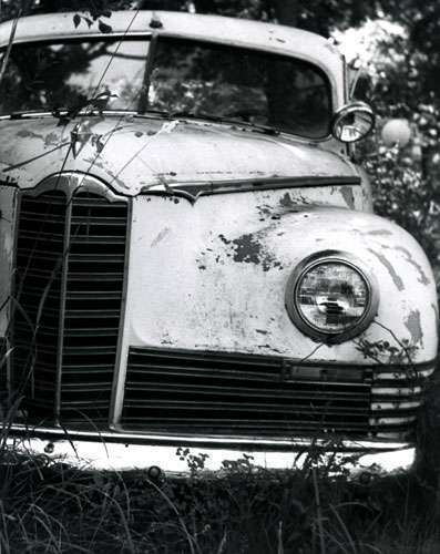 1946 PACKARD CLIPPER SEDAN-B&W