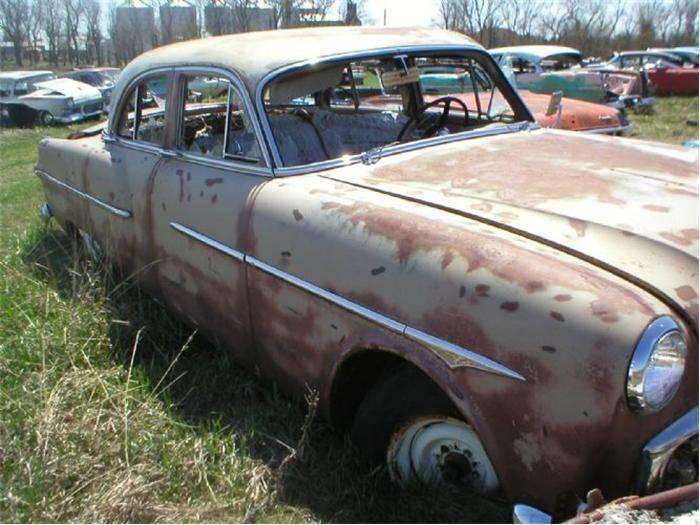 1952 PACKARD CLIPPER 4DR SEDAN