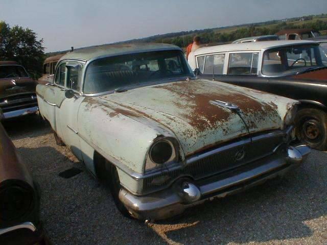 1955 PACKARD CLIPPER CUSTOM 4DR SEDAN