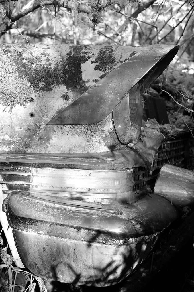 1957 PACKARD CLIPPER-FRONT FENDER