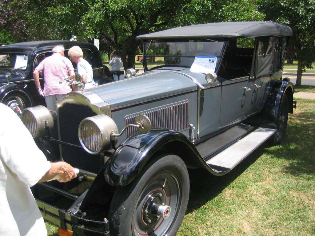 1924 Single Eight Touring Sedan