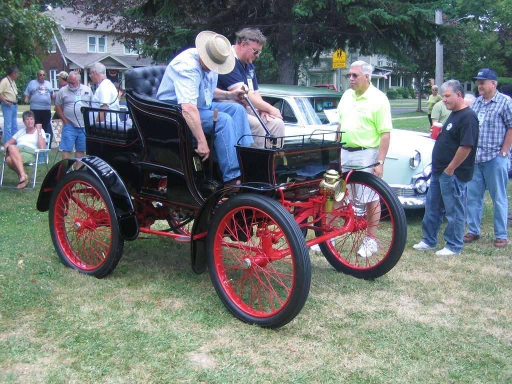 1900 Model B