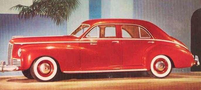 1942 PACKARD CLIPPER SPECIAL TOURING SEDAN