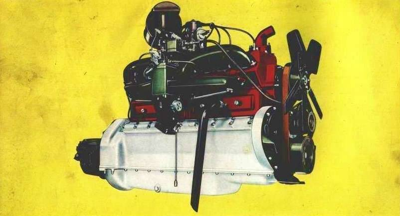 1939 PACKARD SUPER EIGHT 130 HP ENGINE