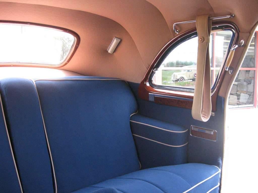1947 PACKARD CUSTOM SUPER CLIPPER EIGHT 7-PASS LIMOUSINE