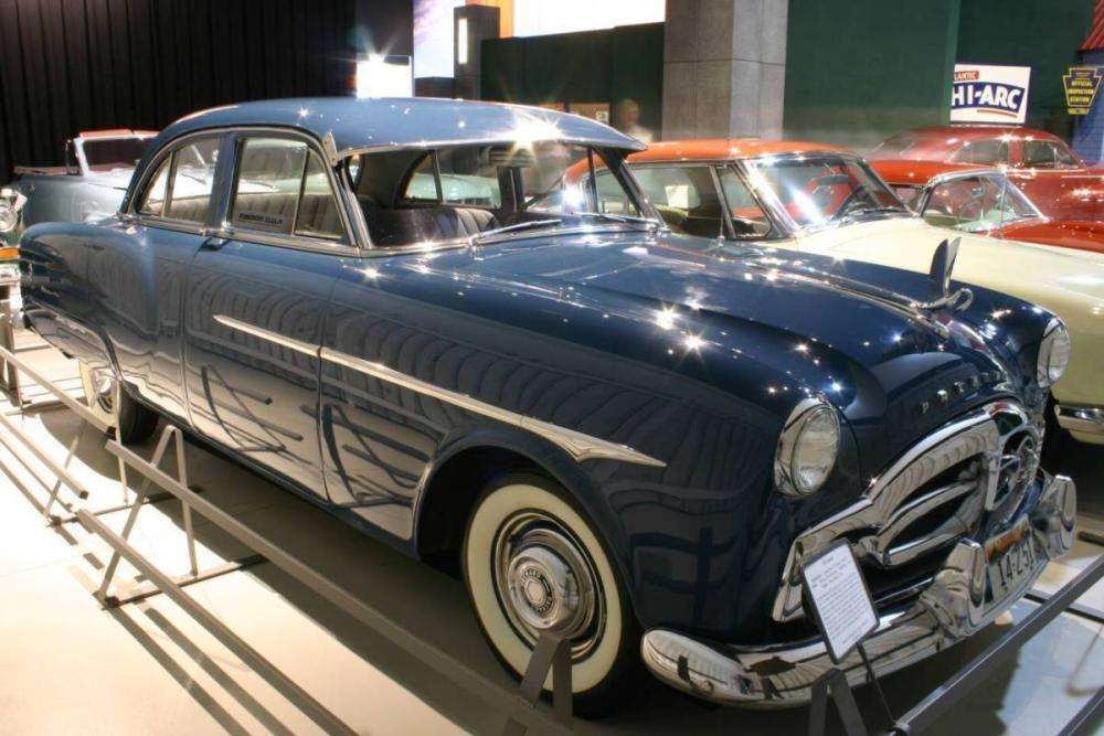 1961 PACKARD 200 4DR SEDAN-BLUE