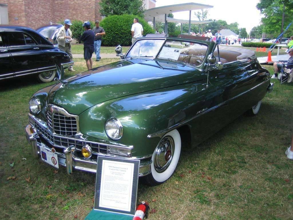 1950 Custom-8 conv
