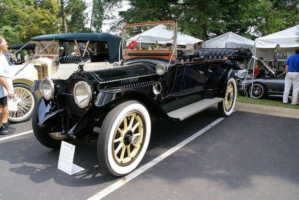 1914 PACKARD SIX 4-48 TOURING