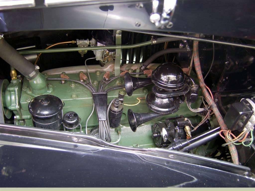 1939 PACKARD EIGHT CONV