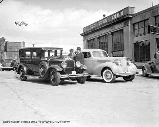 East Jefferson, Detroit  Dealer