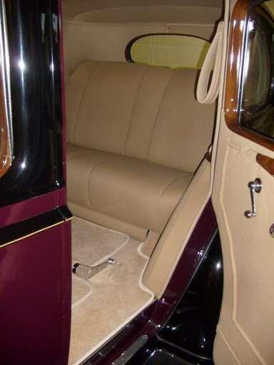 1936 1402 7 Passenger Sedan - Wauchope NSW Australia