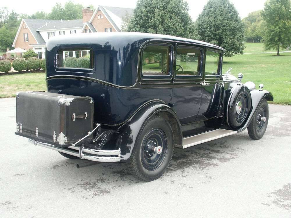 1930 Packard 733 Club Sedan