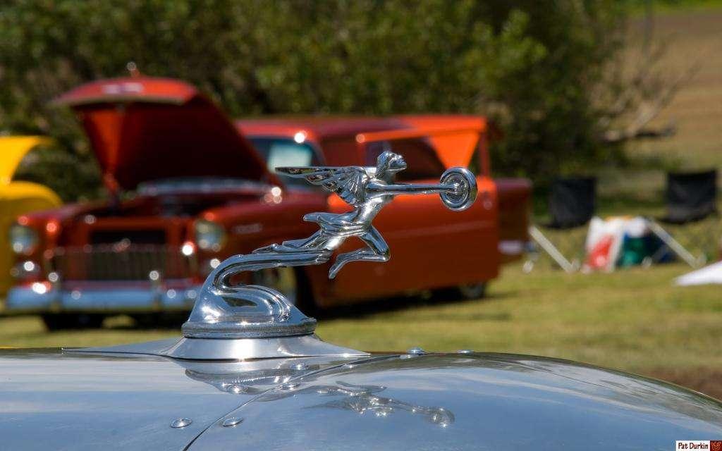 Rodney Rucker's 2,400 ci Packard V12 powered Blastolene Daytona Special - Goddess of Speed, RH
