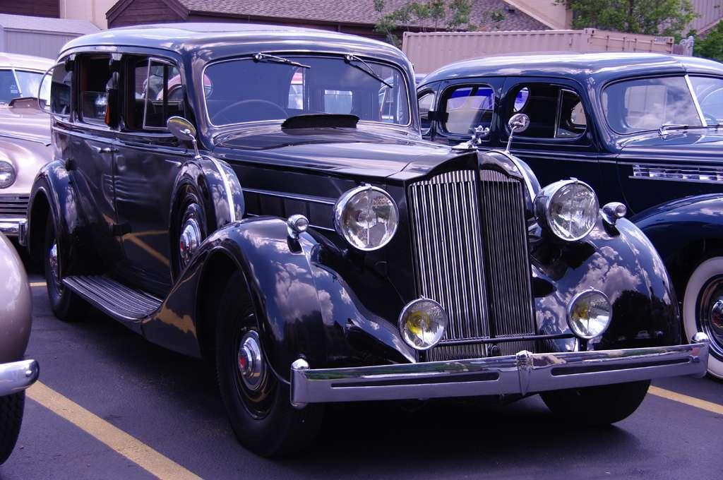1936 Right Hand Drive European Bodied Touring Sedan